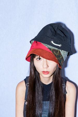 CREW(メトロ)HAT /2020ss13