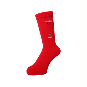 WHIMSY - HAND SIGN SOCKS (Red)