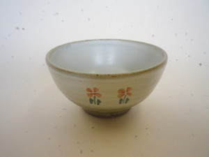 飯碗 小(花:子供の器)