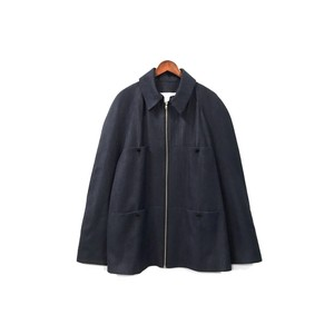 HOUSE OF THE VERY ISLAND'S - Zip Half Coat (size - M) ¥22000+tax → ¥19800+tax