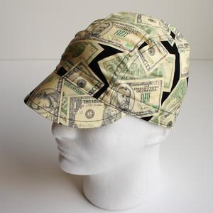 ハンドメイドサイクルキャップ Dollar(ダラー)