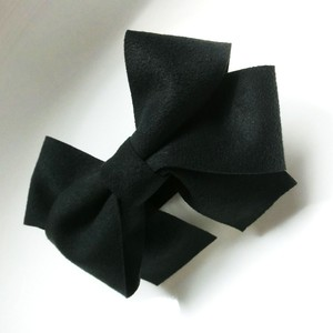 suede simple ribbon BSC