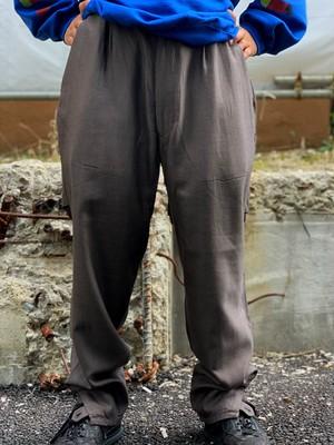 【HOMELESS TAILOR】HIP GUSSET PANTS