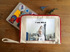 I am MILK BAG