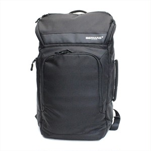 BERMAS 「MOBILE STORAGE」 BACKPACK <BLACK>