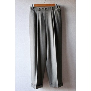 Vintage two tuck slacks