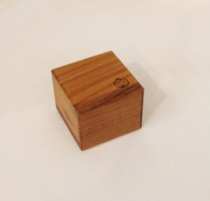 Karakuri small puzzle box No.7