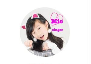 Mio缶バッジ②(写真Ver)