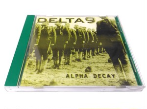 [USED] Delta 9 - Alpha Decay (1997) [CD]