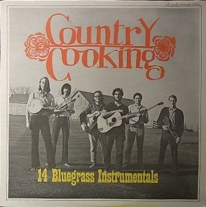 【LP】COUNTRY COOKING/14 Bluegrass Instrumentals