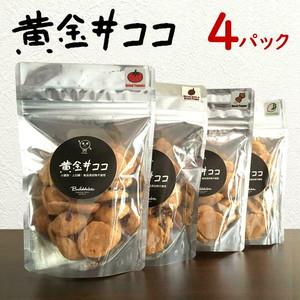 黄金井ココ【黒】4個セット
