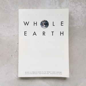 The Millennium Whole Earth Catalog(ホールアースカタログ)