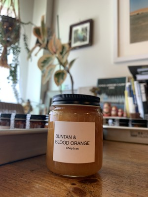 Buntan & Blood Orange JAM