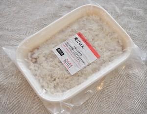 <夏のお惣菜> 麦ごはん