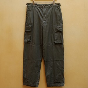 OLD FRENCH ARMY M47 TROUSERS ONE WASH