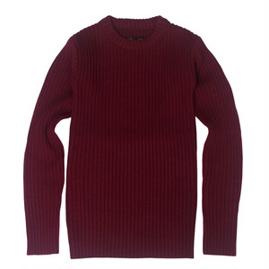 THE ARMY KNIT -WINE- 【TH-026】