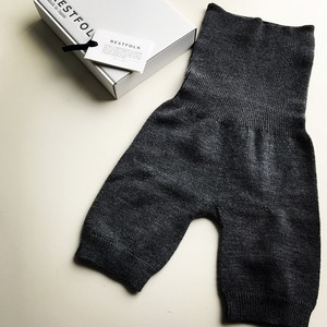 "【SILK & WOOL】 ""HARAMAKI"" Over Pants"
