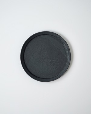Etsuji Noguchi / 6.5寸リム平皿
