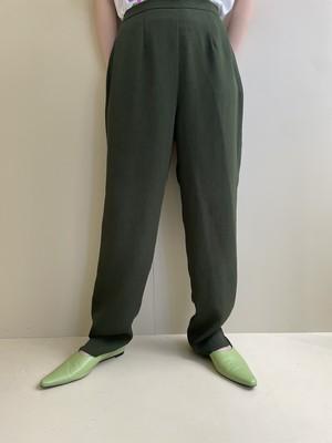 taperd pants / 7SSPT19-17