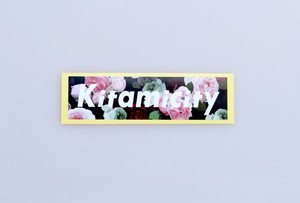 【NEW】KITAMICITY STICKER BOTANICAL