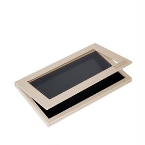【新色☆】Zパレット メイクアップパレット(カラー:バレットスリッパー/サイズ:L) by Z palette ZP-LG-BalletSlipper