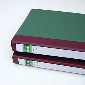 B.N.K スプリングファイル140