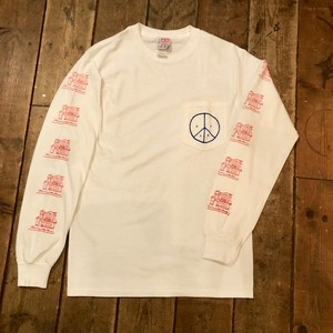 Vietnam War Pocket L/S T-Shirts, Fuck It