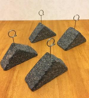 メッセージ立て(大)三角