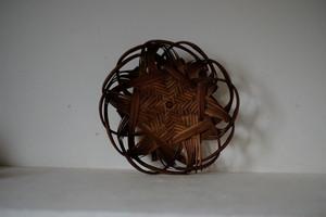 美しい編み籠