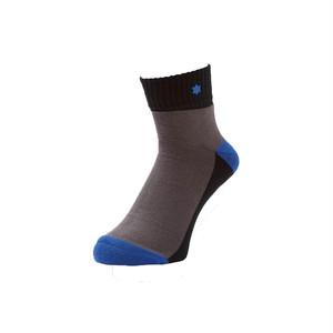 WHIMSY - VERSE SOCKS (Black)