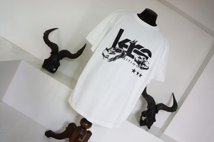 KRCmodified TシャツA(White)