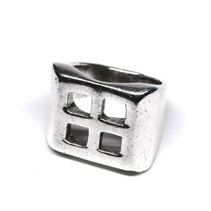 Vintage Mexican Square Ring