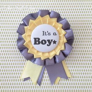 Rosette/It's a Boy