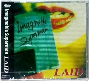 LAID「Imaginable Superman」(CD)