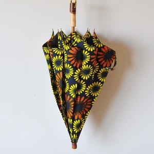 Bon Bon Store アフリカンバティック長傘(桜 001)
