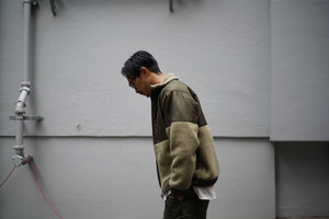 MOUNTAIN EQUIPMENT / Wool Boa Jacket