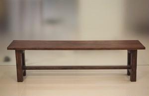 品番BCー033 ウッドベンチ / Wood Bench