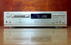 MD レコーダー DENON DMD-1500 リモコン付き・録音良好・完動品