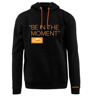 BE IN THE MOMENT - ASOT 850 パーカー