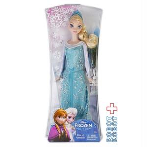 ディズニー プリンセス アナと雪の女王 エルサ ドール