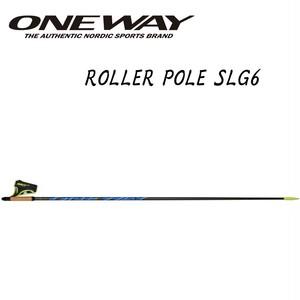 ONE WAY ワンウェイ ローラースキー用ポール ROLLER POLE SLG6  ow30031