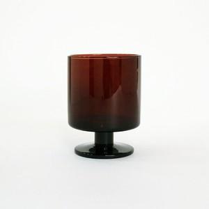 Manses Design  WineGlassDarkAmber 300ml ワイングラス 北欧 スウェーデン 自然 ナチュラル デザイナーズ ブランドプレゼント ギフト 引っ越し お祝い シンプル スタイリッシュ