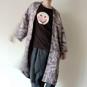 """ZOMU """"Une.Une"""" Haori coat jacket"""