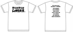 【数量限定】ニコfes2019 ニコラバTシャツ③【両面プリント】