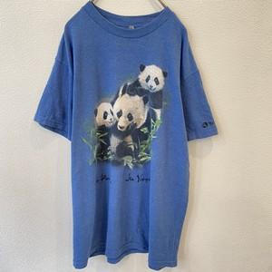 アニマルプリントTシャツ