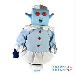 宇宙家族ジェットソン メイドロボットのロジー 21.5センチ ソフビフィギュアドール