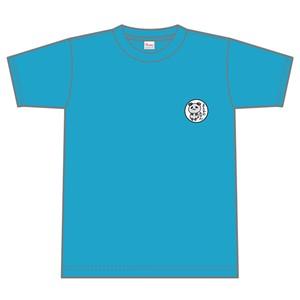 クピドちゃん癒しTシャツ(空色)