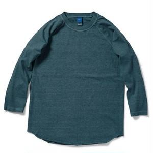 Good On / グッドオン | BASEBALL TEE - 7分袖Tシャツ : Pigment Dye