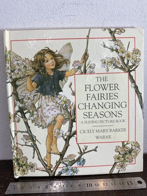 洋書しかけ絵本 THE FLOWER FAIRIES CHANGING SEASONS