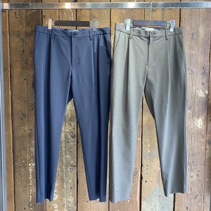FACTOTUM ファクトタム / Microcheck British Army 1tuck Trouser